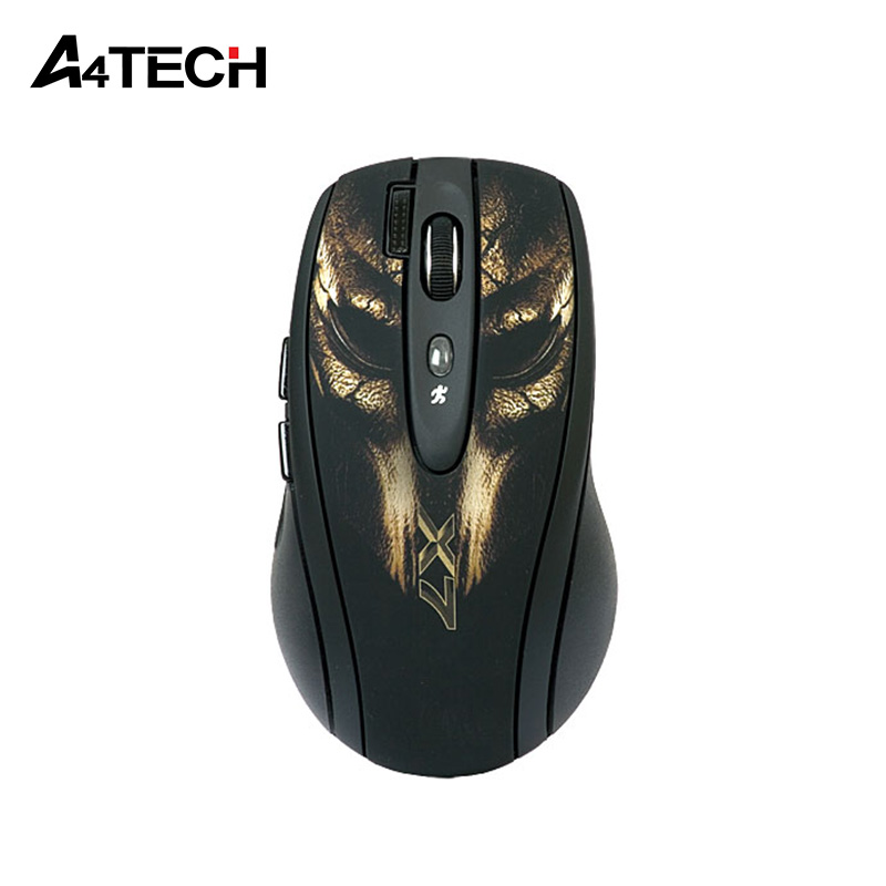 Gaming mouse A4 XL-750BH e blue ems618 wired gaming mouse white