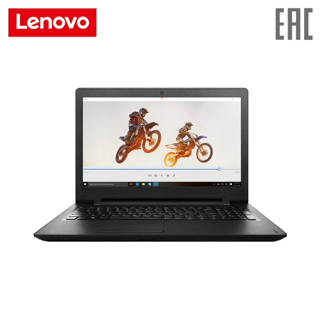 Ноутбук Lenovo 110-15ACL 4GB 500GB Windows 10 15.6 Inch Четырёхъядерный  процессор AMD A6 (80TJ00D6RK)