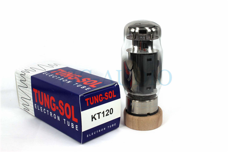 цена 1Piece Russia Tube New TUNG-SOL KT120 Vacuum Tube Replace KT88 6550 Electron Tube Free Shipping