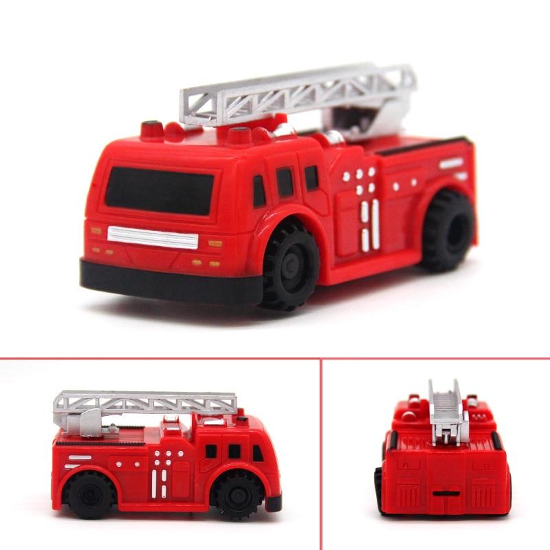 1 unids Pluma Mágica Camión Inductivo Mini Puzzle Siga Cualquier - Vehículos de juguete para niños - foto 3