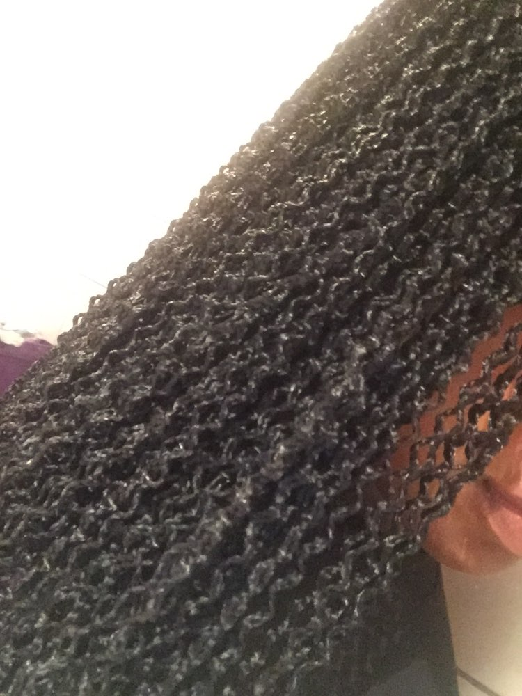 Tranças cabelo polegada cabelo