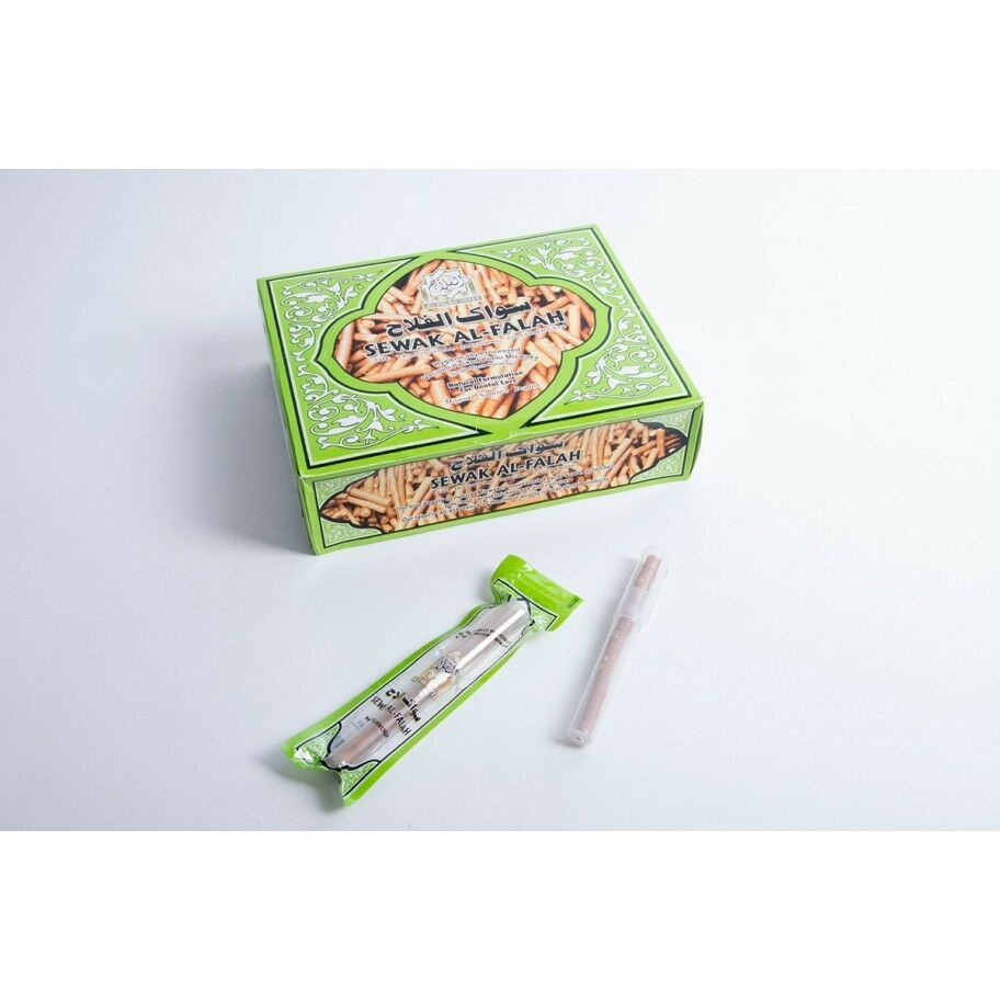 10 Sticks of Siwak Miswak (Islamic Toothbrush) / Islam AL-Falah eid gift