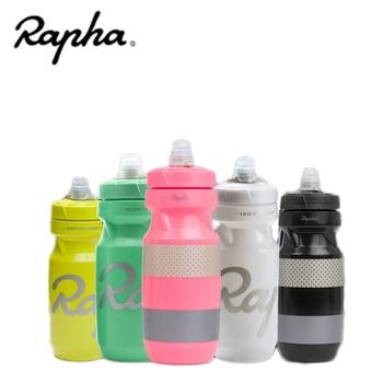 RAPHA-botella de agua para Ciclismo deportiva, botella de agua corriente gigante, 6...