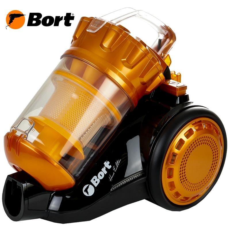 Пылесос электрический Bort BSS-1800N-O Multicyclone  ORANGE+BLACK пылесос с контейнером bort bss 1800n eco