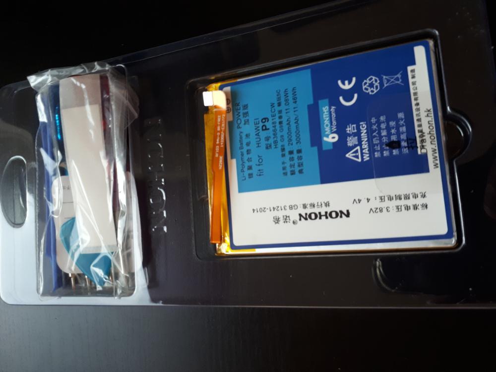 Huawei P9 Installing Update Stuck At 5