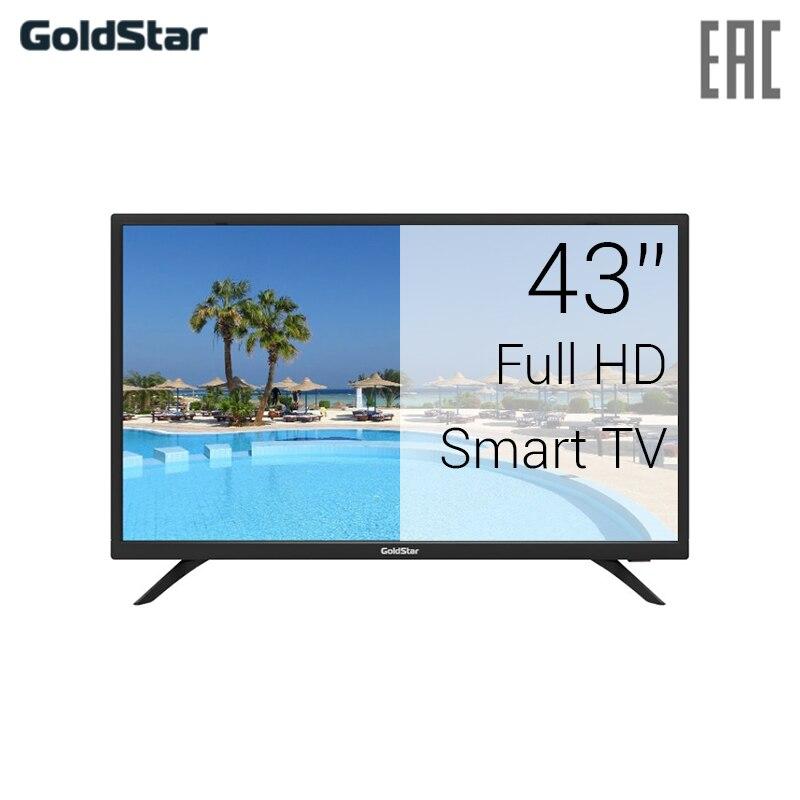 TV 43 GOLDSTAR LT-43T600F FullHD SmartTV 4049inchTV телевизор goldstar lt 24t500r