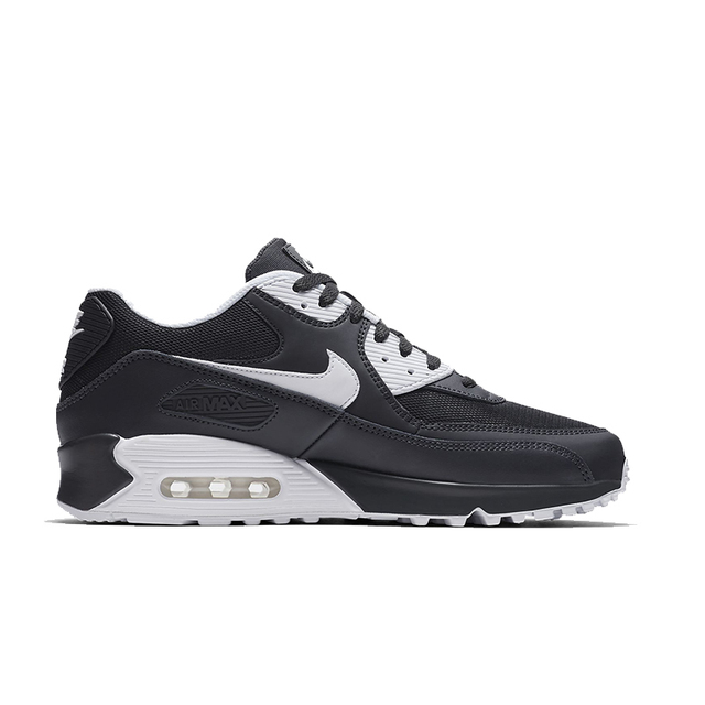 NIKE AIR MAX 90 ESSENTIAL Original Mens Running Shoes Mesh Breathable Footwear Super Light Sneakers For Men Shoes#537384-089 2