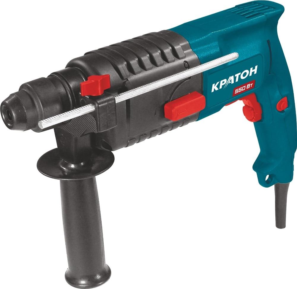 Rotary hammer KRATON RHE-550-22 HOBBY