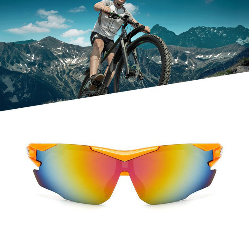 Cycling Eyewear Sunglass Riding-Goggles Bike Sports UV400 Outdoor Unisex title=