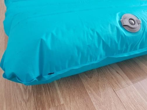 Esteira de acampamento Almofada Dormir Quente