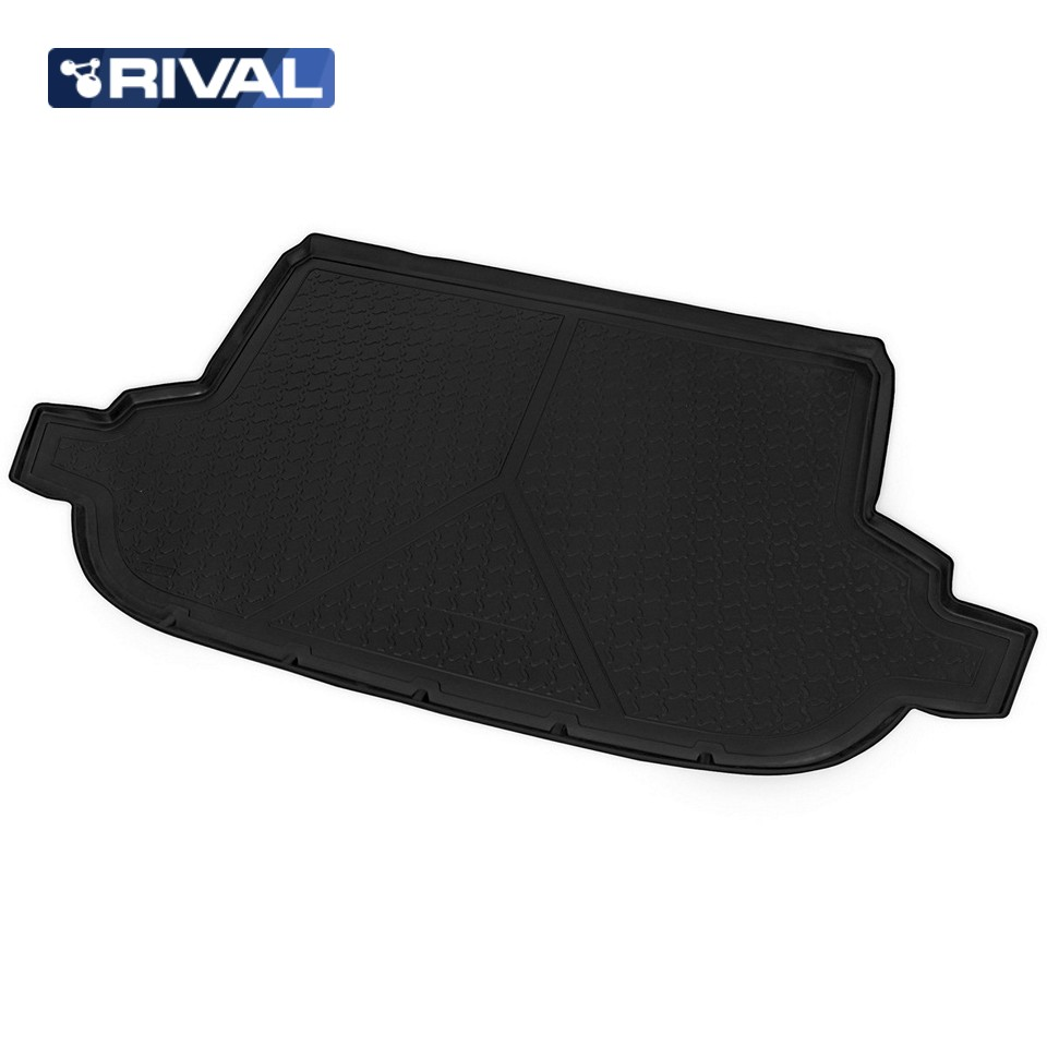 For Subaru Forester 4 2012-2018 trunk mat Rival 15401002 for subaru forester 2009 2012 car trunk mat element nlc4608b13