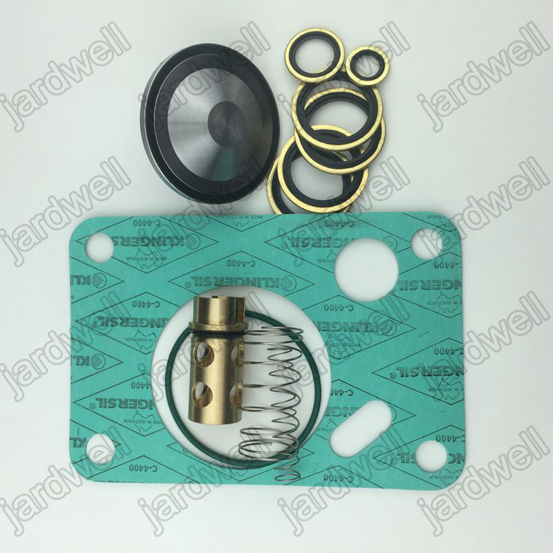 все цены на 2901108400(2901-1084-00) Oil Stop&Check Valve Kit replacement aftermarket parts for AC compressor