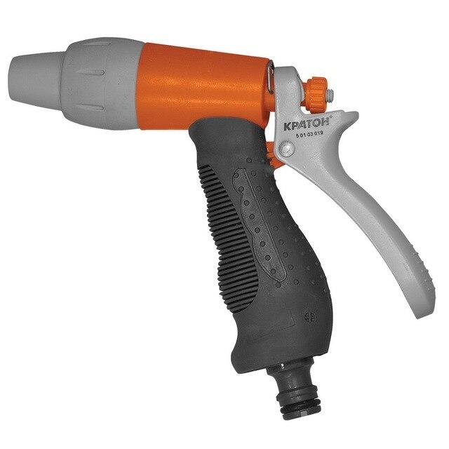 Пистолет распылитель пластиковый регулируемый КРАТОН Standart