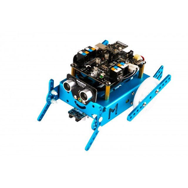 US $49 98 |Makeblock mBot Add on Pack Six legged Robot-in Action & Toy  Figures from Toys & Hobbies on Aliexpress com | Alibaba Group