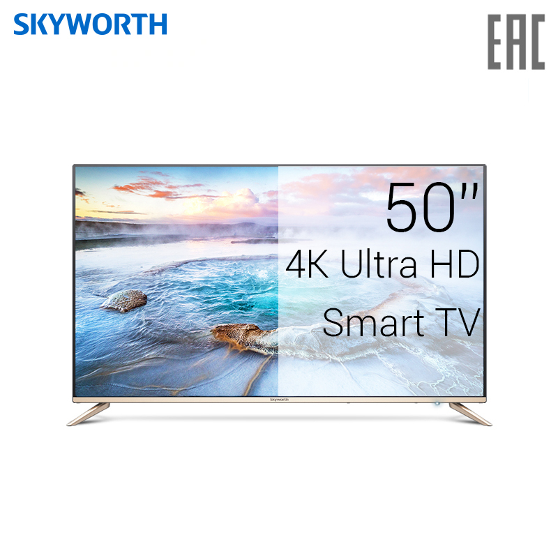 TV 50 Skyworth 50G2A android led clear smart tv 4k UHD DOLBY ANDROID 8.0
