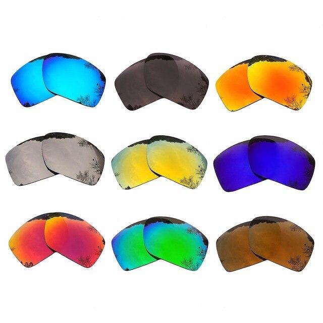 Polarizado Lentes de Substituição para o Big Taco Óculos de Sol-Várias  Opções d1af3a60f6
