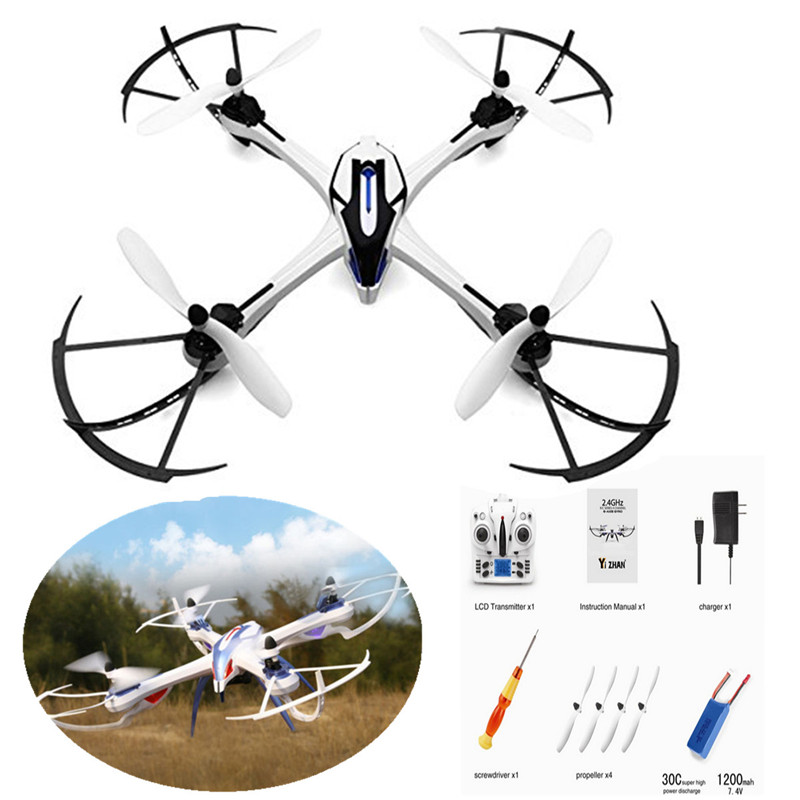 JJRC H16 YiZhan Tarantula X6 Wide Angle 5MP Camera Quadcopter Night Fly With IOC MODE2 RTF yizhan tarantula x6 4 axis rc helicopter drone toy model can add wide angle 5mp or 2 mp camera with long remote distance 300m