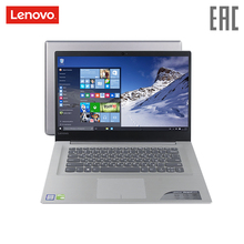 "Ноутбук Lenovo 320S-15ISK 15.6 ""/i3-6006U/4 ГБ/1 ТБ/G920MX/noDVD/Win10/серый (80Y90002RK)(Russian Federation)"