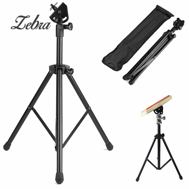 Adjustable Metal Practice Training Three-legged Drum Pads Cymbal Stand Hardware Mount Braced Drum Holder Tripod with Bag PartsAdjustable Metal Practice Training Three-legged Drum Pads Cymbal Stand Hardware Mount Braced Drum Holder Tripod with Bag Parts