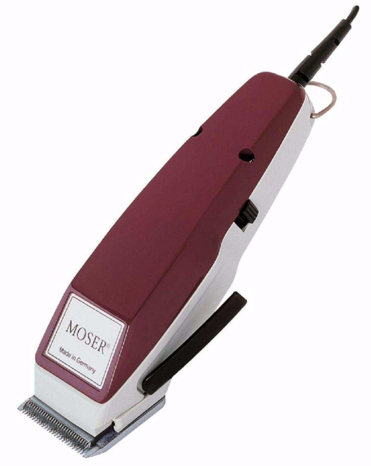 Moser Professional Barber 1400-0050 Classic Corded Hair Clipper Genuine SALES
