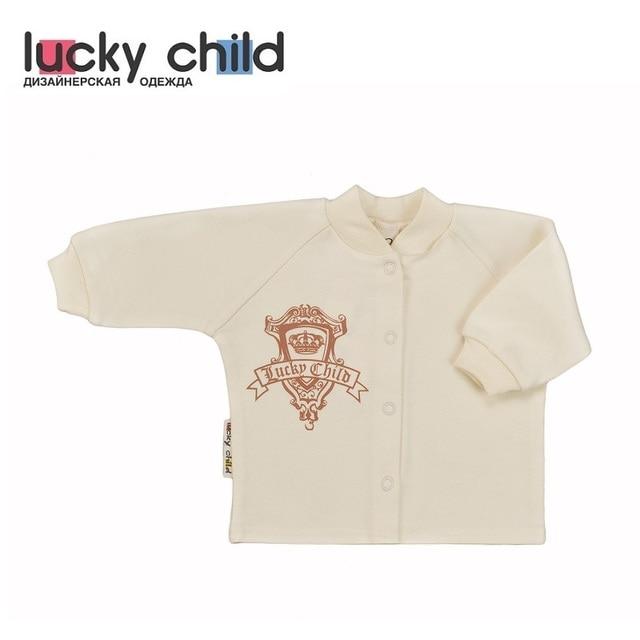 Кофточка Lucky Child для девочек и мальчиков [сделано в России, доставка от 2-х дней]