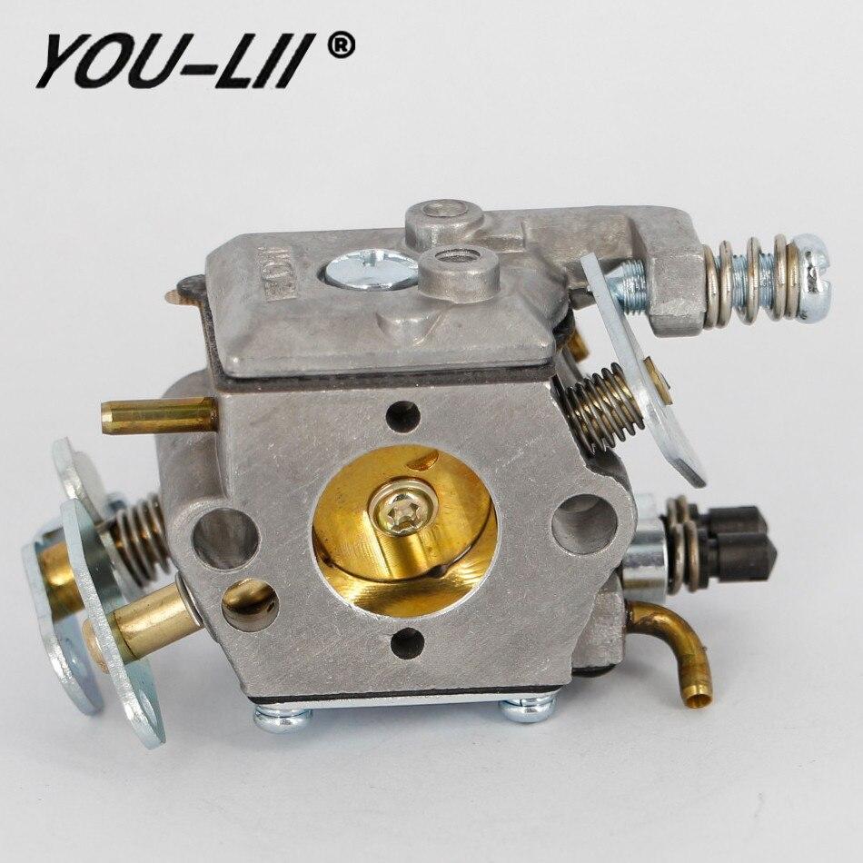 YOULII OTOMATIK Için Yeni Karbüratör Carb Poulan Sears Craftsman Testere Walbro WT 89 891 Gümüş|Karbüratör|Otomobiller ve Motosikletler - title=