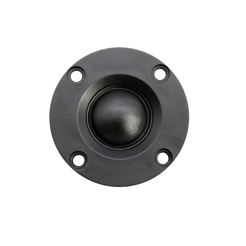 Image 3 - Tenghong 2pcs 2Inch Tweeter 4Ohm 8Ohm 10W HIFI Audio Speaker Silk Dome Loudspeaker For Home Audio Treble Speaker DIY Horn UnitPortable Speakers   -