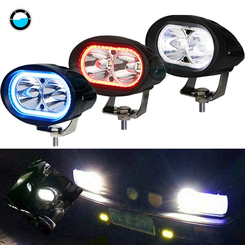 20W eagle eye LED car work light Spotlight truck auto Driving Light Offroad Lamp Auxiliary Off-road Bulb 4x4 ATV Headlight