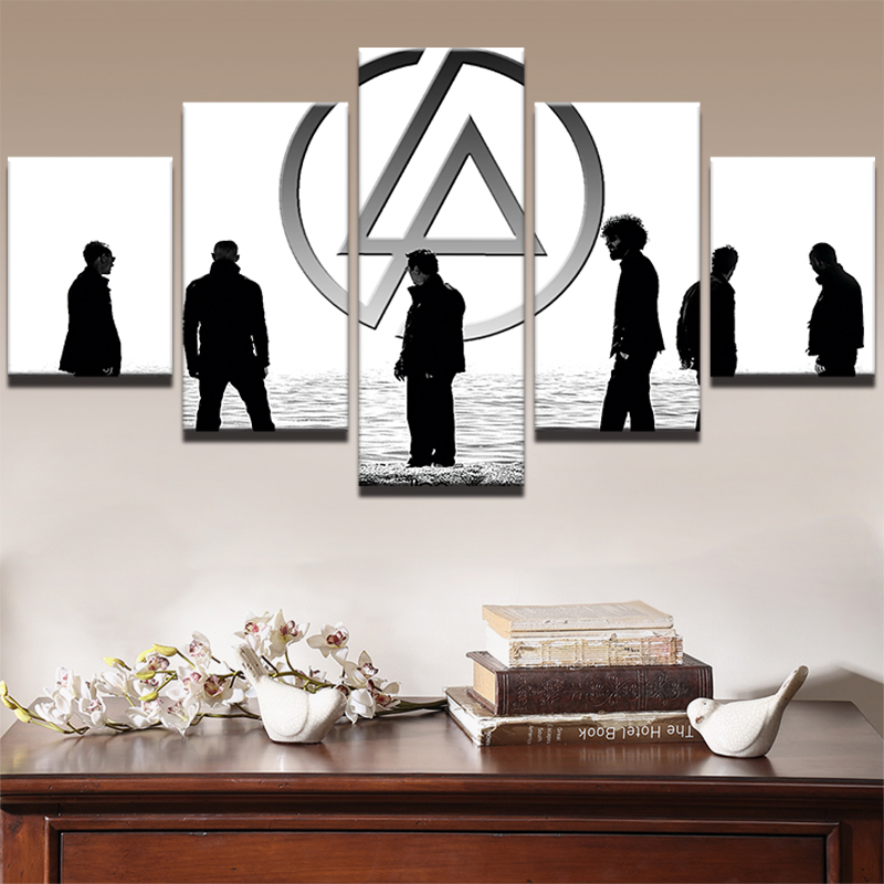Linkin Park Druki Artystyczne Minutes To Midnight Giclee Canvas Album Cover Picture Art A2btravel Ge