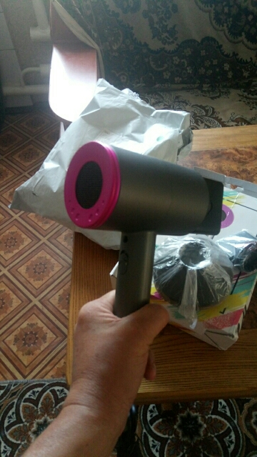 3 in 1 Hot Air Hair Dryer photo review