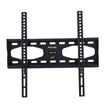 ТВ кронштейн Kromax STAR-33 (Фиксированный, диагональ экрана 22-65 дюймов/56-165 см, макс нагрузка 50 кг, расстояние от стены 33 мм, встроенный водяной уровень)