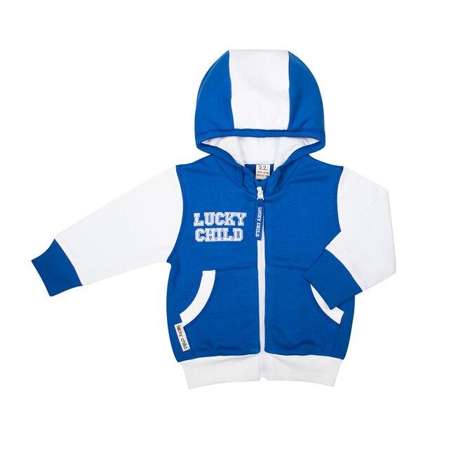 Кофточка Lucky Child для мальчиков и девочек