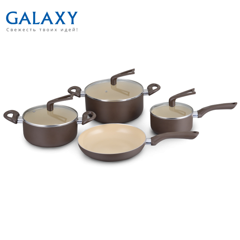 Set of dishes Galaxy GL 9501 дополнительная фара gofl glare of light gl 0470 3311