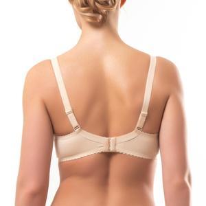 Image 5 - Soutien gorge en coton dentelle pour femmes, bonnet doux, taille grande poitrine 80 85 90 95 100 ARDI, R2719 16