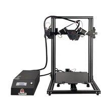 1Set Colorful 3D printer kit DIY 300 300 400mm printing size end stop filament subarea heating
