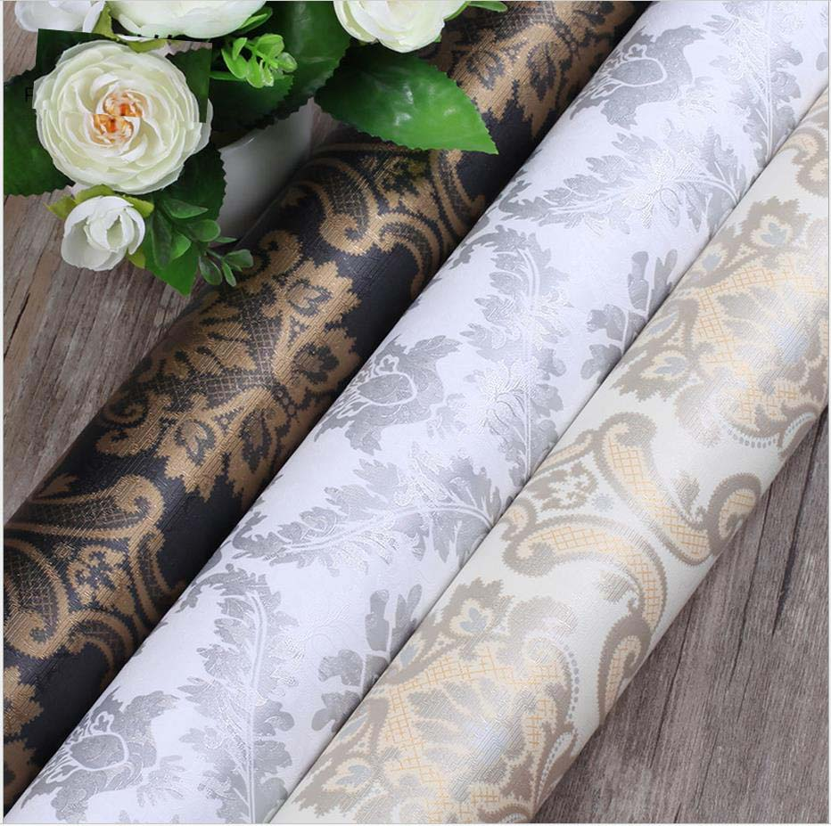 European wallpaper self-adhesive PVC waterproof bedroom mural living room wall 3D stickers wallpaper home deco ration pvc wooden drawbridge waterproof mural wallpaper creative door stickers bedroom doors renovation chinese style mural home decor