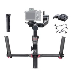 FeiyuTech Feiyu Tech AK2000 3-Axis Camera Stabilizer Handhel Gimbal for Sony Canon Panasonic 2.8 kg Payload With Dual Handle