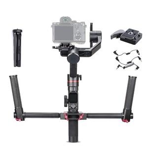 Image 1 - FeiyuTech Feiyu Tech AK2000 3 แกน Stabilizer สายแฮนด์เฮลด์ Gimbal สำหรับ Sony Canon Panasonic 2.8 กก.น้ำหนักบรรทุกแบบ Dual จับ