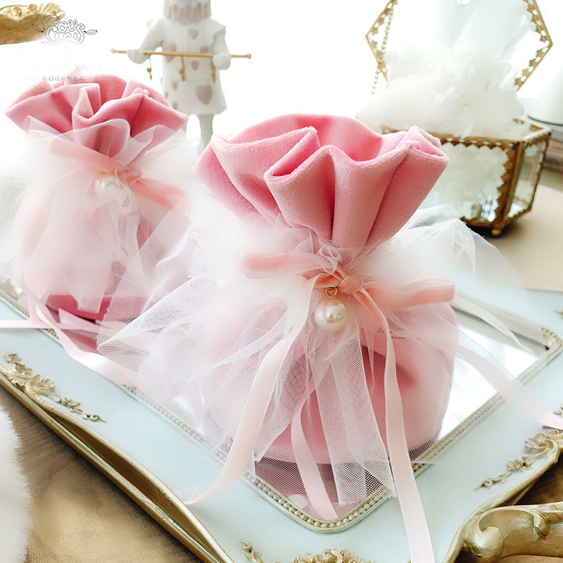 Return Gifts For Wedding Anniversary: 50pcs Lot Creative Elegant Birthday Party Anniversary