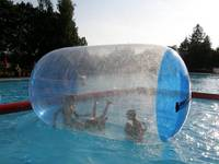 Надувной шар для катания воды ролик воды каток прогулочный шар бесплатная доставка