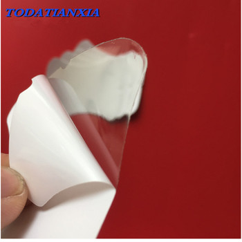 car door Handle Protection Film Sticker FOR Mercedes W203 W211 W204 W210 W124 GLA Lexus IS250 RX300 RX350 RX NX For Cadillac image