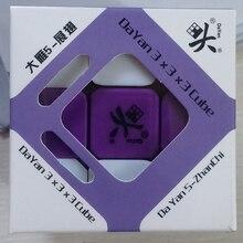5,7 см Dayang Zhanchi Stickerless/черный/белый/Stickerless-черный/Stickerless-фиолетовый ограниченный розовый выпуск Cubo Magico