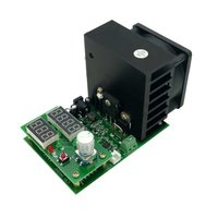 1PC Multifunction 110W 9 99A 30V Constant Current Electronic Load Aging Battery Power Capacity Tester Module