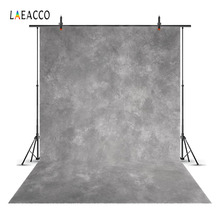 Laeacco Gradient Solid Color Portrait Newborn Baby Photography Backgrounds Customized Photographic Backdrops For Photo Studio