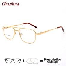 Men Degree Glasses Wide Face Prescription Ready Anti Blue Ray Computer Working Eyewear Chameleon Lenses Photo Chromic
