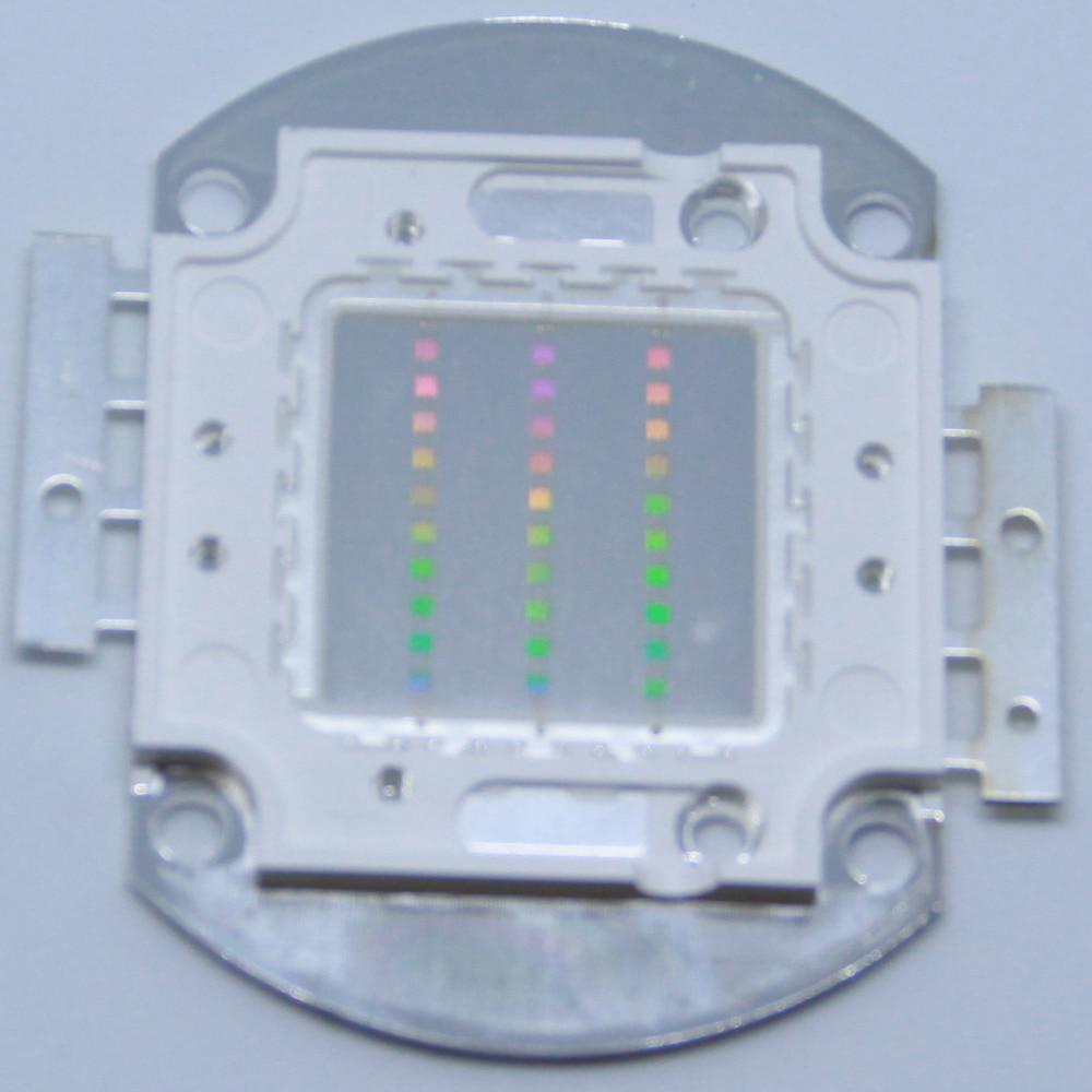 1PCS 30W Green 520NM 525NM Emerald 500NM 505NM lighting light led bulb flashlight LED light bar fiashlights