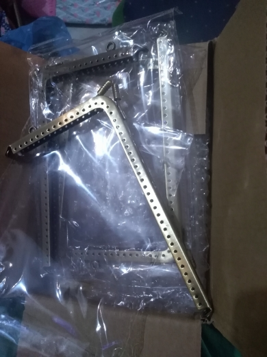KISSDIY 4 pcs/lot L shape Right angle Metal Purse Frame vintage handle antique bronze smooth kiss clasp DIY Bag Accessories photo review