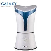 Увлажнитель воздуха Galaxy GL 8004 (Увлажнитель ультразвуковой 35 Вт, съемный резервуар объемом 3л, выход пара 350 мл/ч, регулятор интенсивности, низкое потребление электроэнергии)