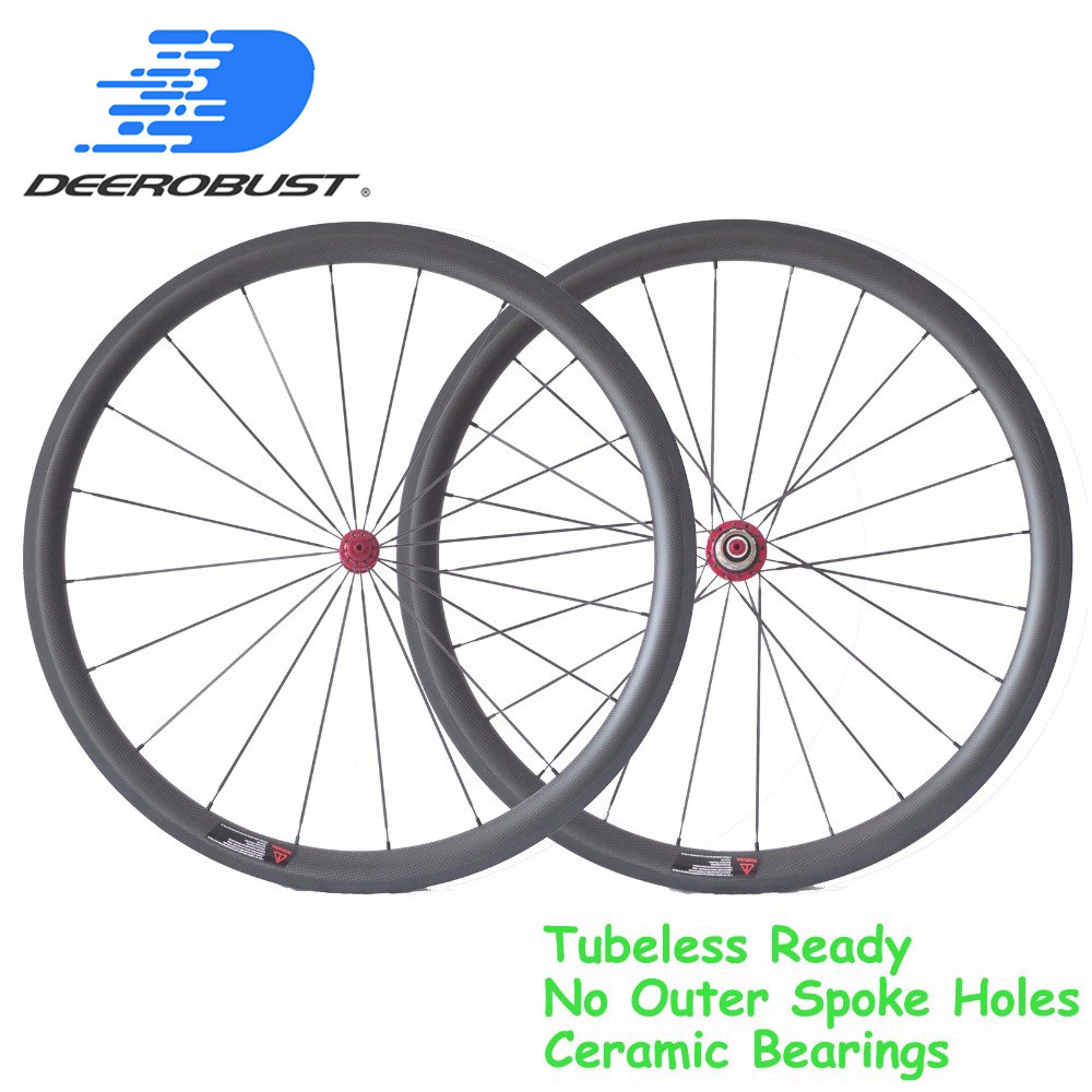 SAT Tubeless ready 700c 38mm x 23mm Clincher Road Bike Carbon Wheels Bicycle Wheel set Powerway R13/R36 Ceramic Hubs UD 3K TwillSAT Tubeless ready 700c 38mm x 23mm Clincher Road Bike Carbon Wheels Bicycle Wheel set Powerway R13/R36 Ceramic Hubs UD 3K Twill