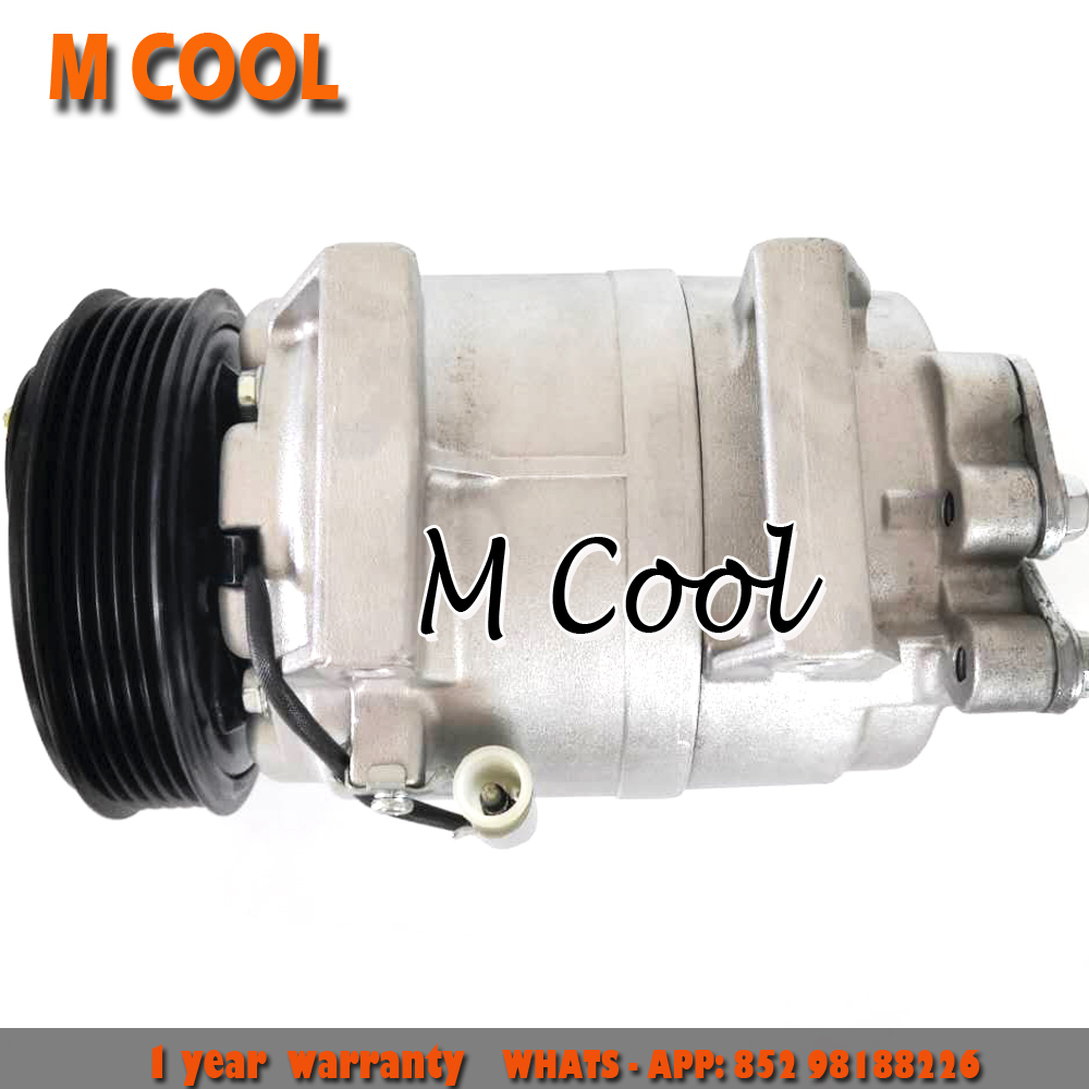 High Quality AC Aic Conditioner Compressor For VOLVO V70 II SW 2 3 2 5 2 4 2 0 2000 2007 36000327 36001066 30742206 in Air conditioning Installation from Automobiles Motorcycles